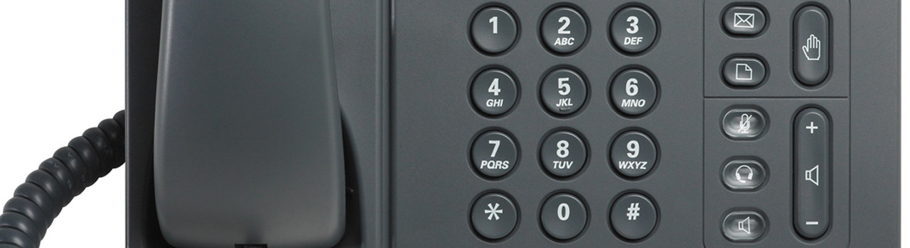 Getting Familiar With Your Cisco Phone