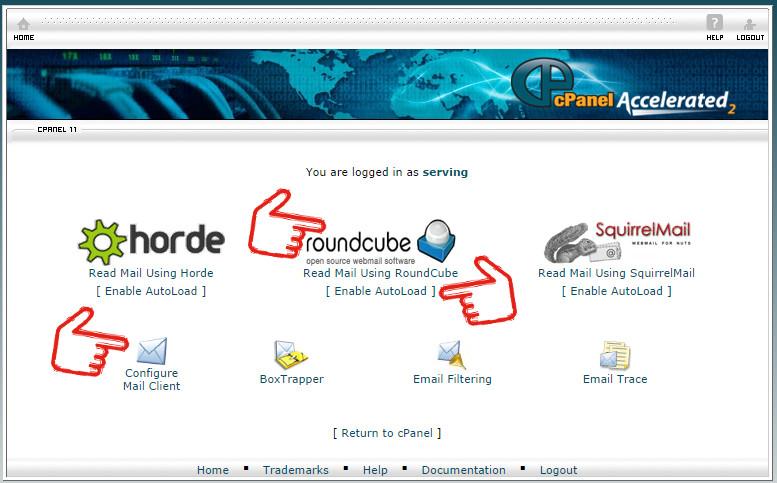 webmail-choices